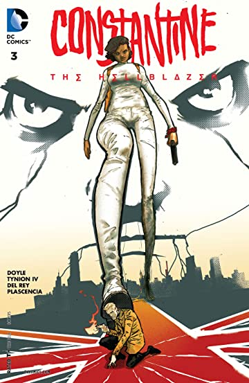 Constantine: The Hellblazer (2015-2016) #3
