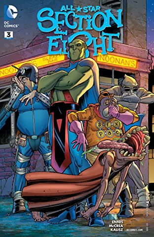 All-Star Section Eight (2015) No.3
