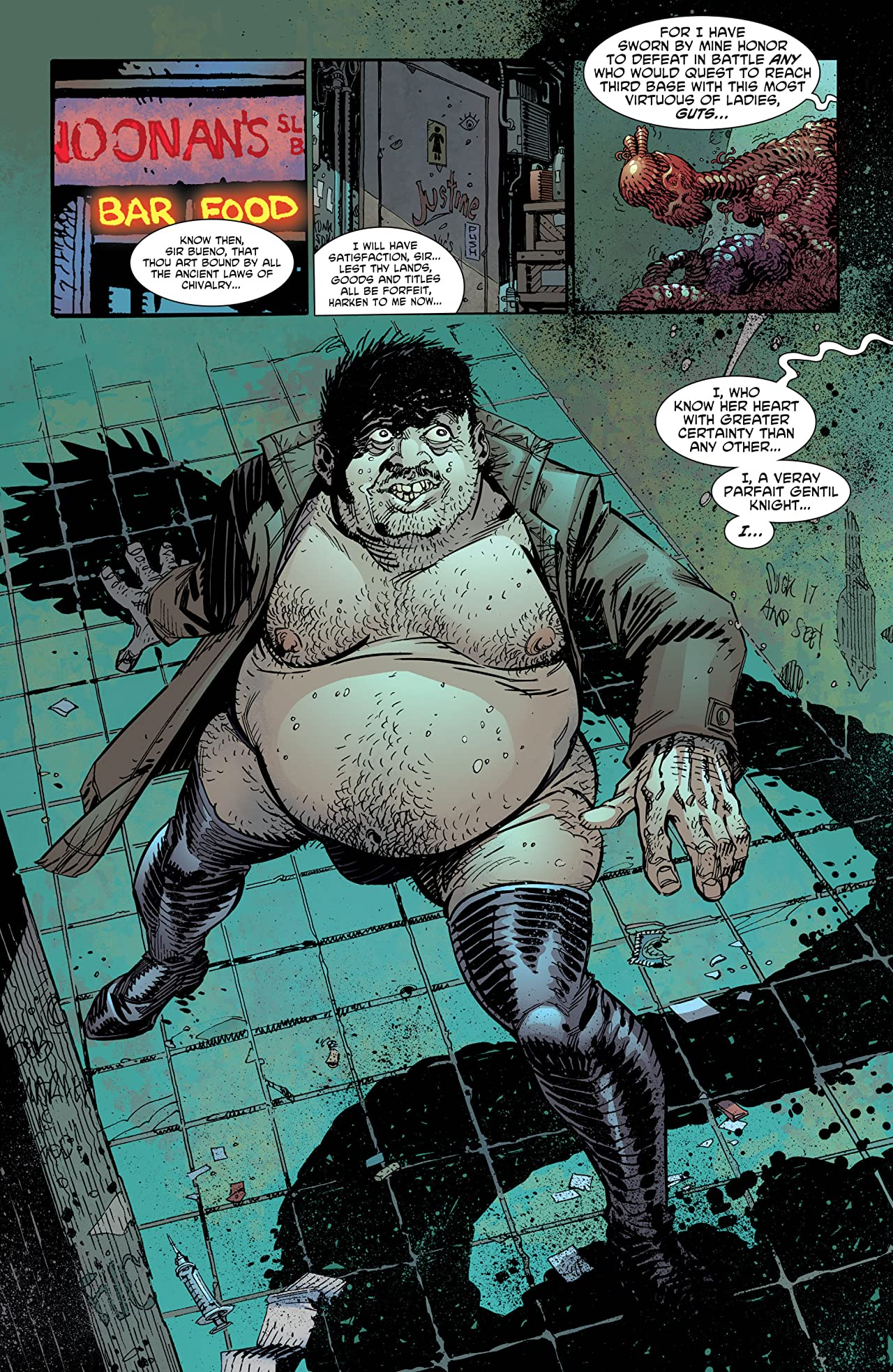 All-Star Section Eight (2015) #3