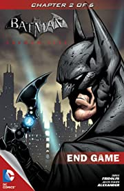 Batman: Arkham City: End Game No.2