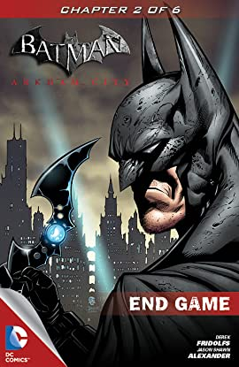 Batman: Arkham City: End Game No.2
