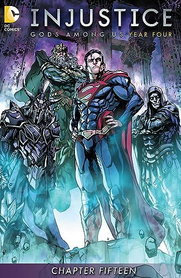 Injustice: Gods Among Us: Year Four (2015) #15