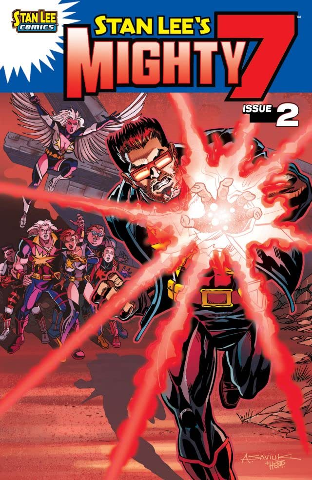 Stan Lee's Mighty 7 #2