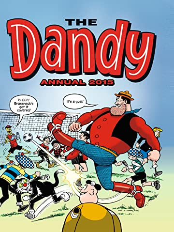 The Dandy Annual 2015