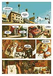 Luchadores five Vol. 1: La Cité des hommes brisés