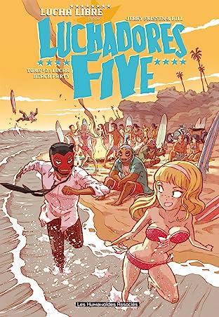 Luchadores five Vol. 2: Lucha Beach Party