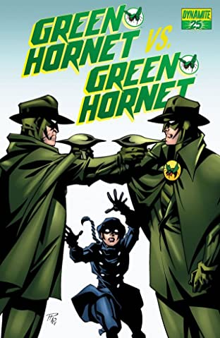 Green Hornet #25