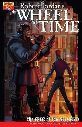 Robert Jordan's Wheel of Time: Eye of the World #25