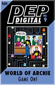 PEP Digital #9: World of Archie Game On!