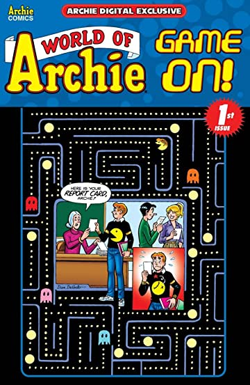 World of Archie: Game On!