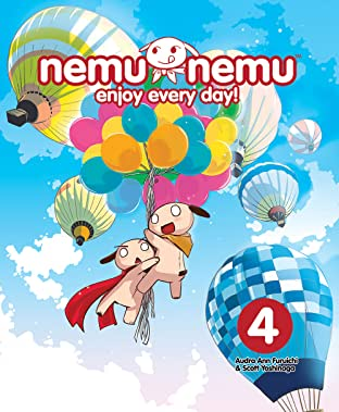 nemu*nemu Vol. 4: Enjoy Every Day