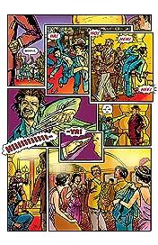 Chupa Comics Presents: Double Barrel #5