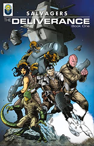 Salvagers #1: The Deliverance