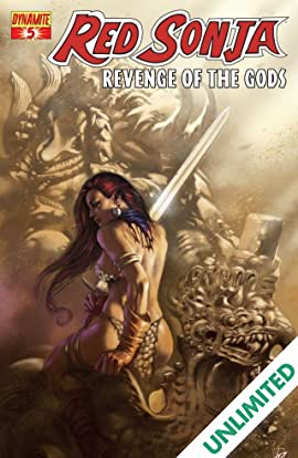 Red Sonja: Revenge of the Gods #5 (of 5)