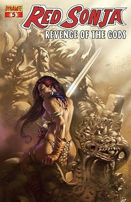 Red Sonja: Revenge of the Gods #5 (of 5)