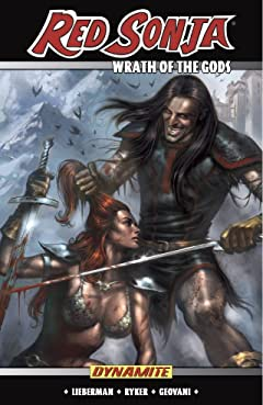 Red Sonja: Wrath of the Gods Vol. 1