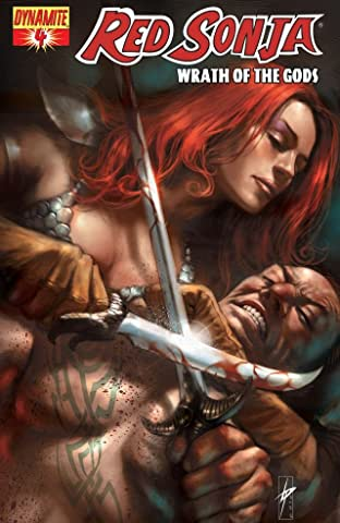 Red Sonja: Wrath of the Gods #4 (of 5)