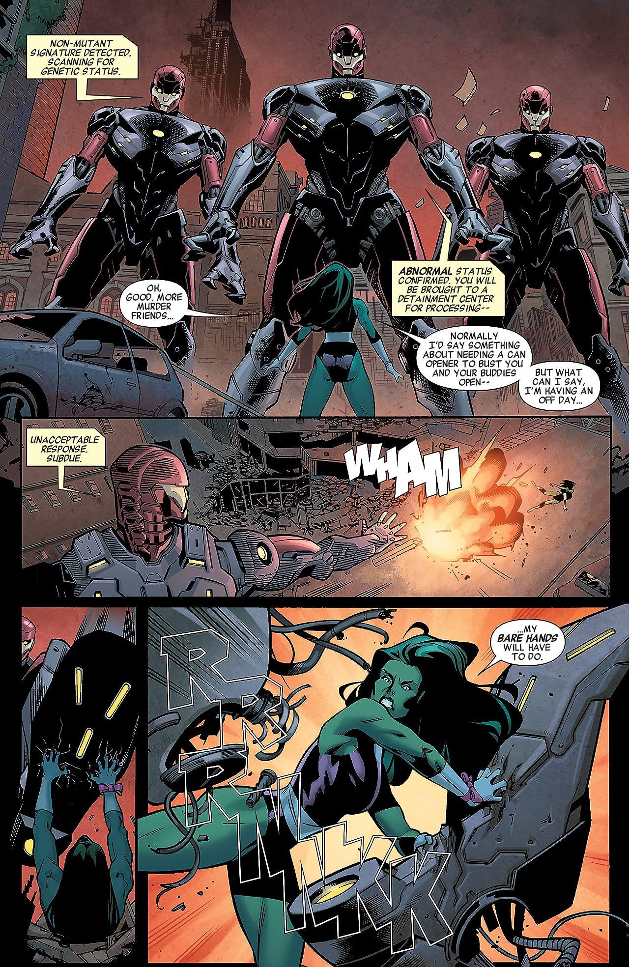 A-Force (2015) #3