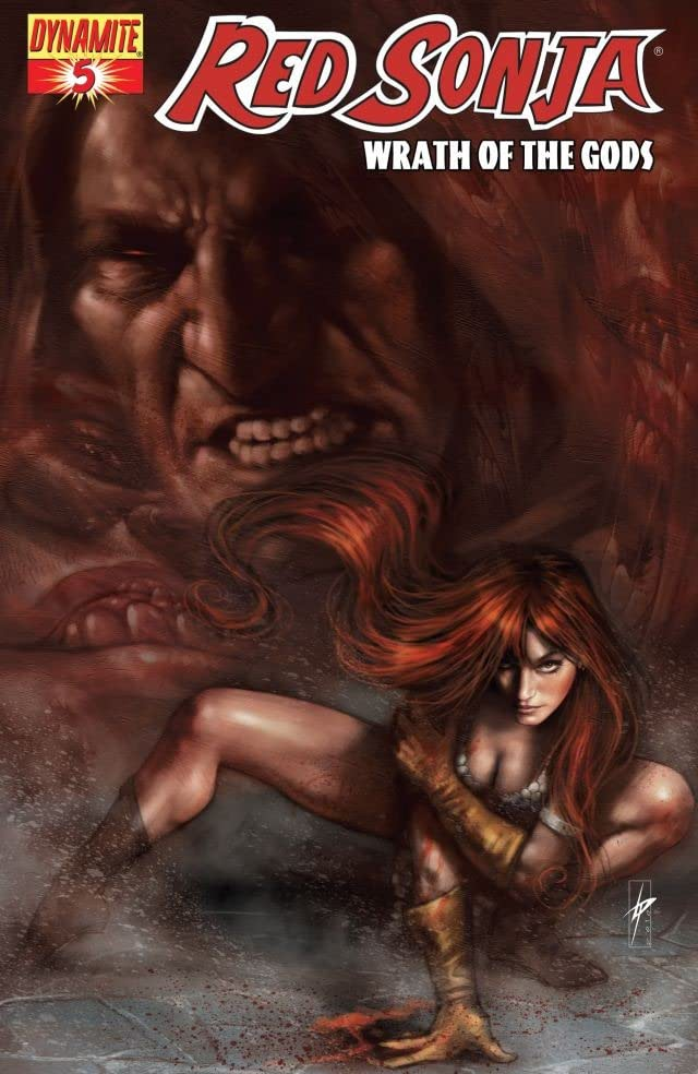 Red Sonja: Wrath of the Gods #5 (of 5)