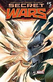 Secret Wars (2015-2016) #5 (of 9)