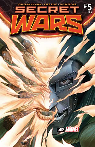 Secret Wars (2015-2016) No.5 (sur 9)