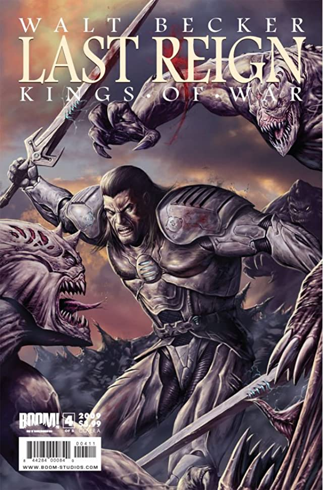 Last Reign: Kings of War #4