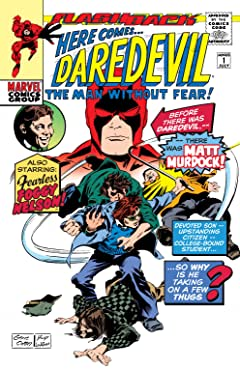 Daredevil (1964-1998) No.-1