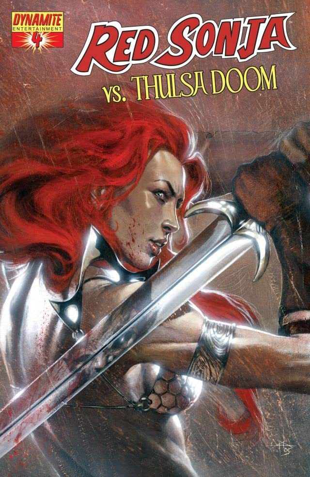 Red Sonja Vs. Thulsa Doom #4 (of 4)
