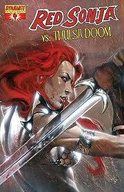 Red Sonja Vs. Thulsa Doom #4
