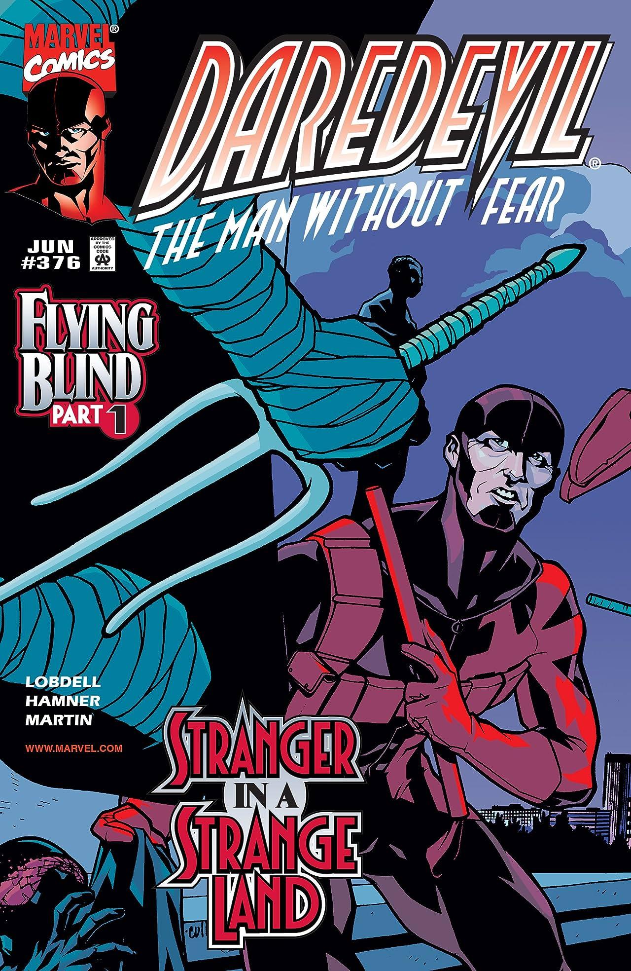 Daredevil (1964-1998) #376