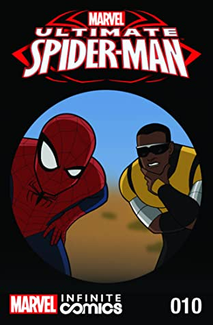 Ultimate Spider-Man Infinite Comic No.10