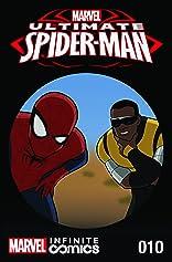 Ultimate Spider-Man Infinite Comic #10