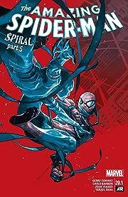 Amazing Spider-Man (2014-2015) #20.1
