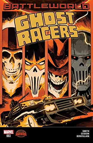 Ghost Racers (2015) No.3
