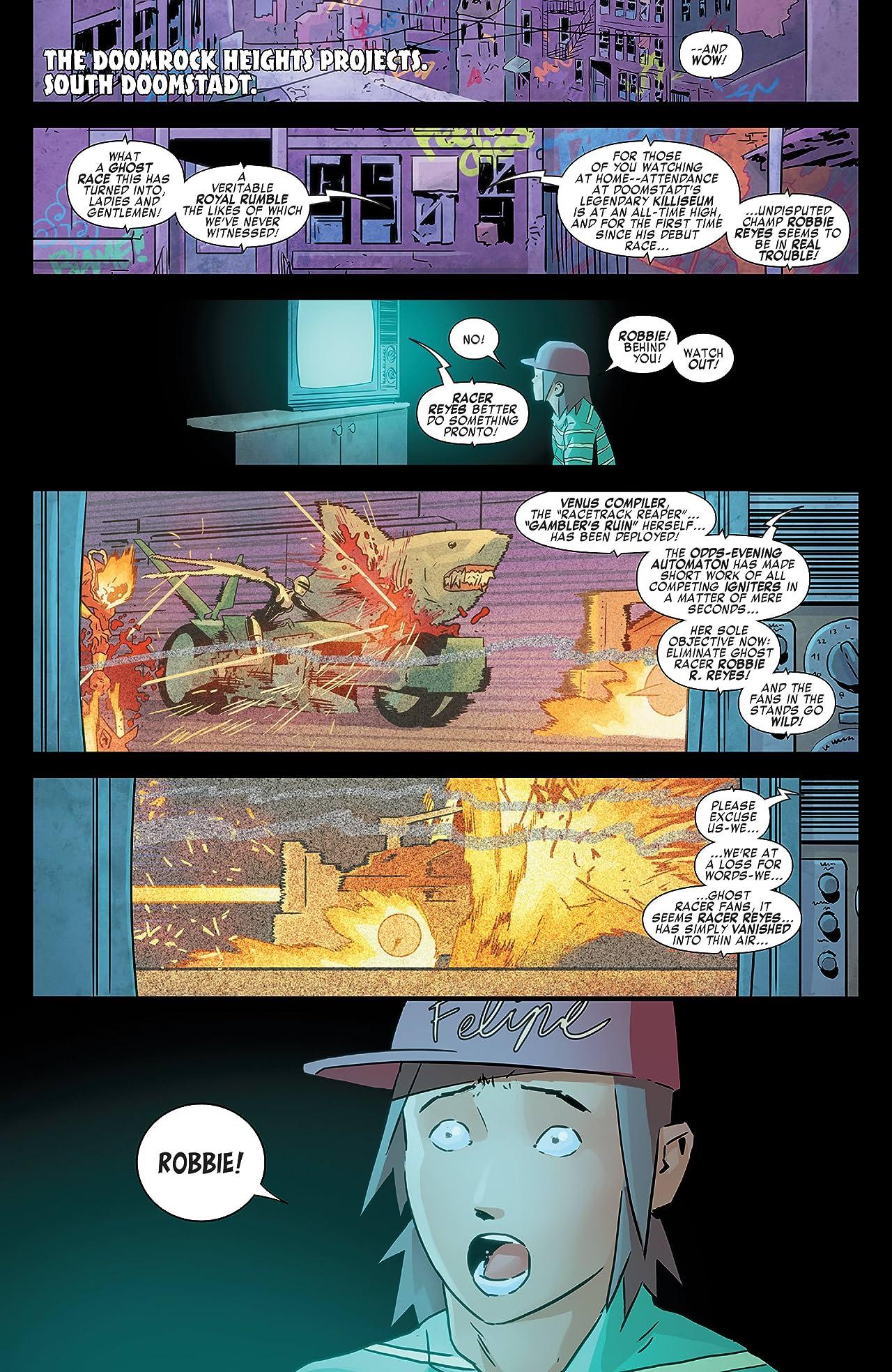 Ghost Racers (2015) #3