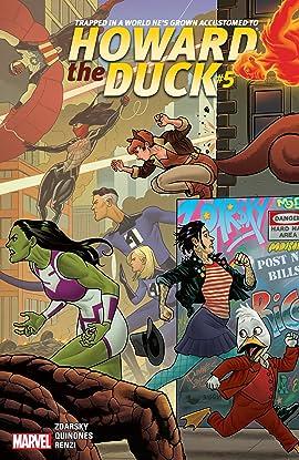 Howard The Duck (2015) #5