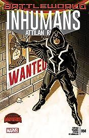 Inhumans: Attilan Rising (2015) #4