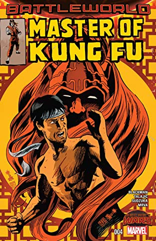 Master of Kung Fu (2015) No.4 (sur 4)