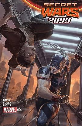 Secret Wars 2099 (2015) #4 (of 5)