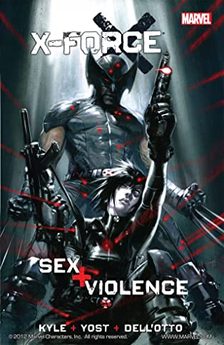 X-Force: Sex and Violence