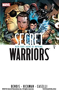 Secret Warriors Vol. 1: Nick Fury, Agent of Nothing