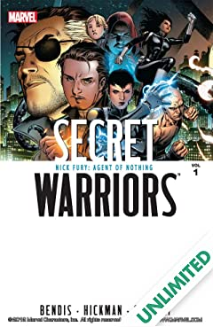 Secret Warriors Vol. 1: Nick Fury, Agent of Nothing