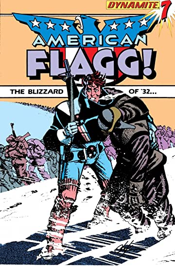 American Flagg! #7