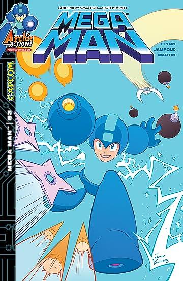 Mega Man #53