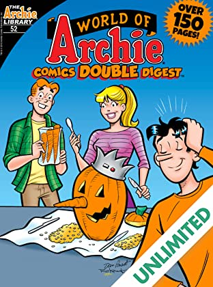 World of Archie Comics Double Digest #52