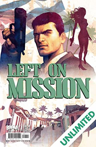 Left on Mission #1 (of 5)