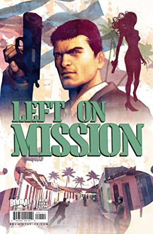 Left on Mission #1 (of 5)