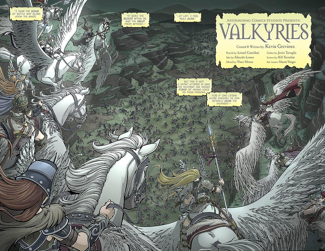 Valkyries #1
