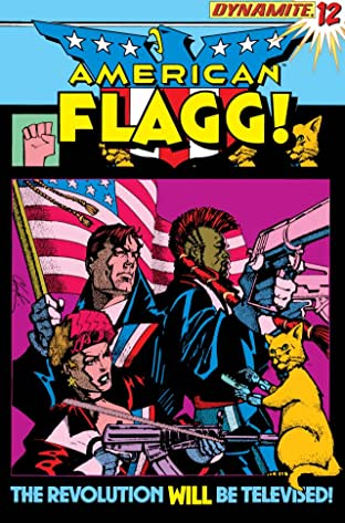 American Flagg! No.12