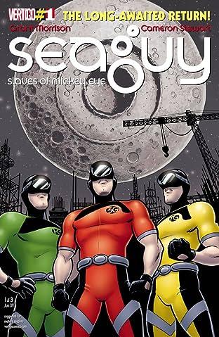 Seaguy: The Slaves of Mickey Eye #1
